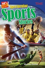 No Way! Spectacular Sports Stories: Read Along or Enhanced eBook