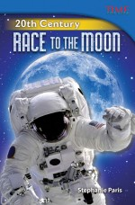 20th Century: Race to the Moon: Read Along or Enhanced eBook