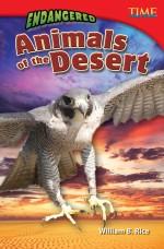 Endangered Animals of the Desert: Read Along or Enhanced eBook