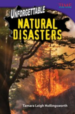 Unforgettable Natural Disasters: Read Along or Enhanced eBook