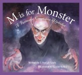 M is for Monster: A Fantastic Creatures Alphabet: Read Along or Enhanced eBook