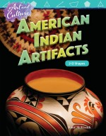 Art and Culture: American Indian Artifacts: 2-D Shapes: Read Along or Enhanced eBook