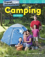 Travel Adventures: Camping: 2-D Shapes: Read Along or Enhanced eBook