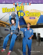 Fun and Games: Blast Off to Camp: Time: Read Along or Enhanced eBook