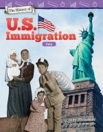 The History of U.S. Immigration: Data: Read Along or Enhanced eBook
