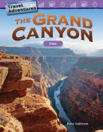 Travel Adventures: The Grand Canyon: Data: Read Along or Enhanced eBook