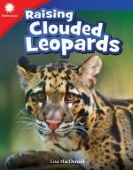 Raising Clouded Leopards: Read Along or Enhanced eBook