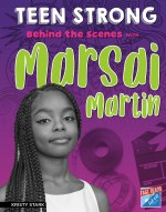 Behind the Scenes Marsai Martin: Read Along or Enhanced eBook