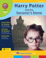 Harry Potter and the Sorcerer's Stone (Novel Study) Gr. 4-8