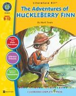 The Adventures of Huckleberry Finn - Literature Kit Gr. 9-12