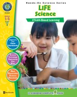 Hands-On STEAM - Life Science Gr. 1-5
