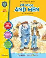 Of Mice and Men - Literature Kit Gr. 9-12