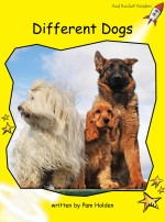 Different Dogs