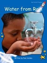 Water from Rain