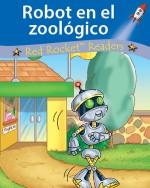 Robot en el zoológico