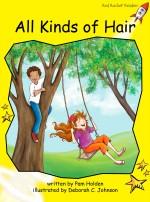 All Kinds of Hair (Readaloud)