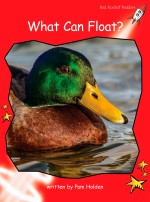 What Can Float? (Readaloud)
