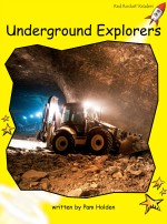 Underground Explorers (Readaloud)