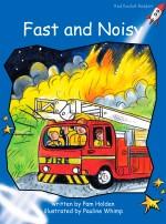 Fast and Noisy (Readaloud)