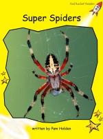 Super Spiders (Readaloud)