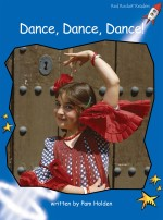 Dance, Dance, Dance! (Readaloud)