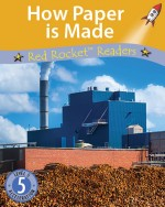 How Paper is Made Standard English Edition (Readaloud)