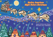 Native American Night Before Christmas