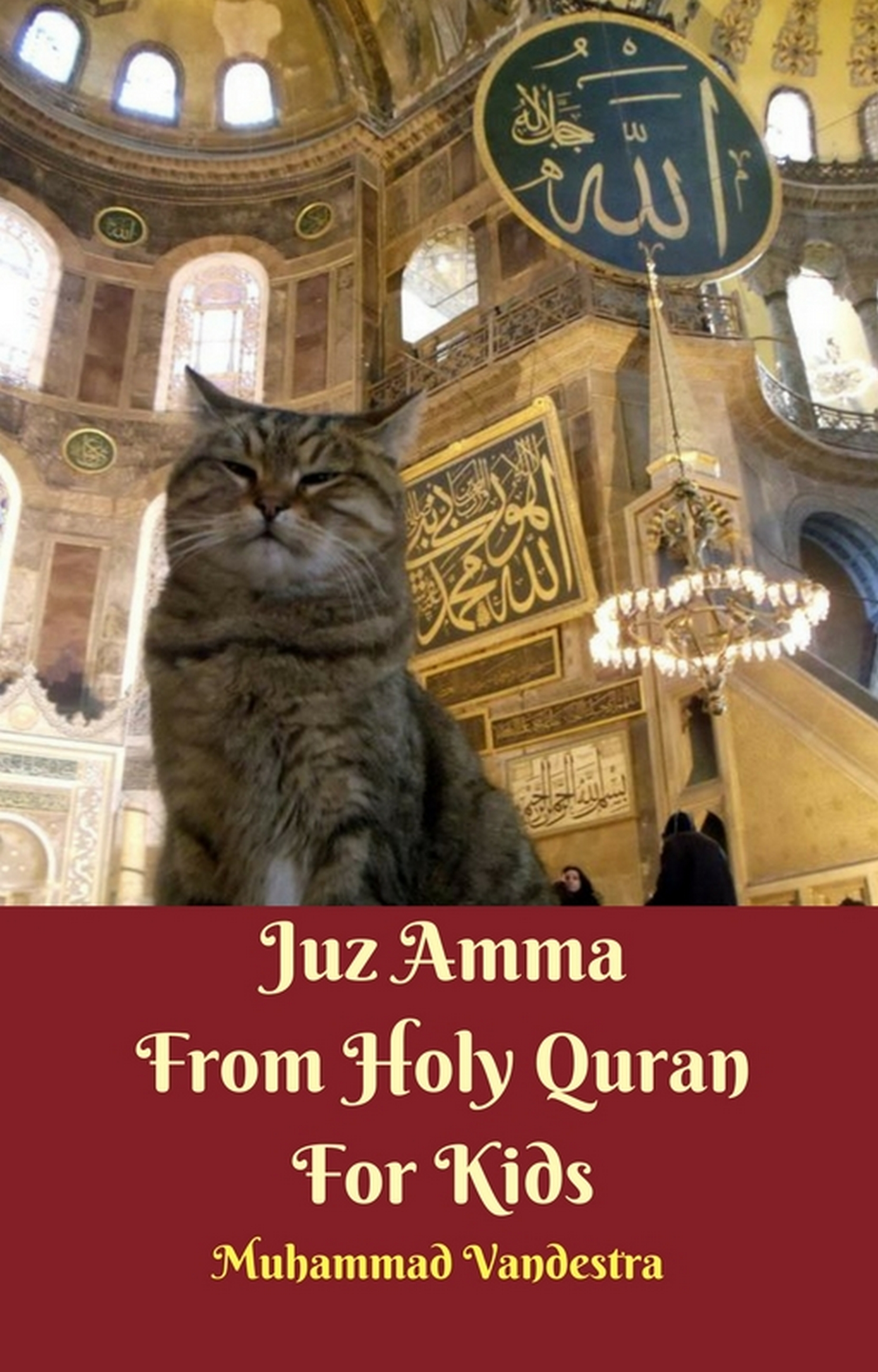 Juz Amma From Holy Quran For Kids By Muhammad Vandestra