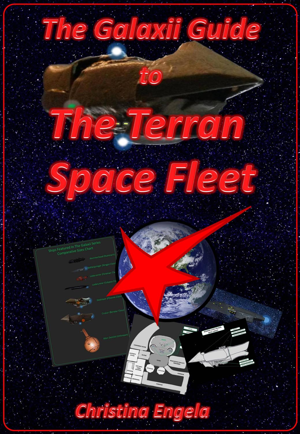 The Galaxii Guide To The Terran Space Fleet By Christina Engela