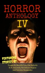 Moon Books Horror Anthology - IV