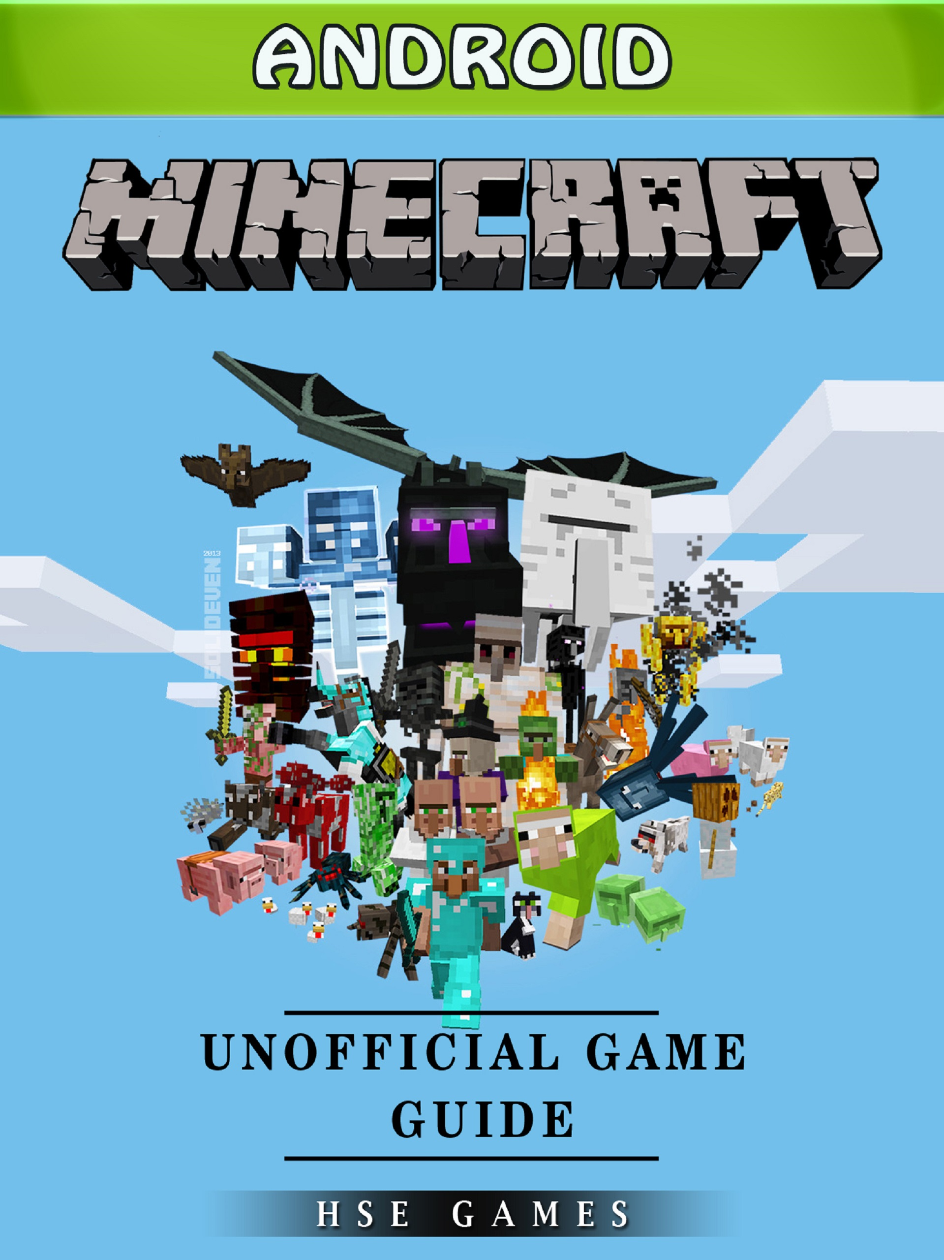 Minecraft Android Unofficial Game Guide